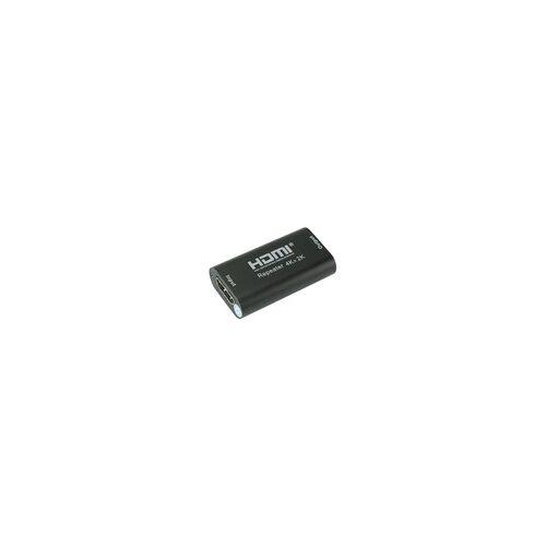 Netzwerkartikel.de HDMI Signal-Repeater 4K UHD 3D (40m)