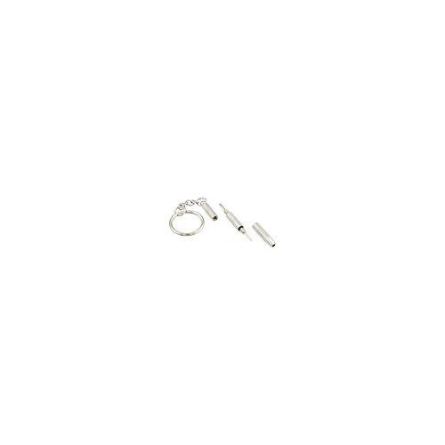 InLine Mini Brillen-Schraubendreher-Set für den Schlüsselbund