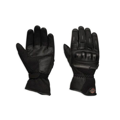harley davidson Harley-Davidson Bar & Shield® Logo Mesh Handschuhe Herren 98363-17EM