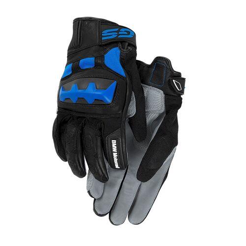 BMW Motorrad Handschuhe Rallye Grau/Blau