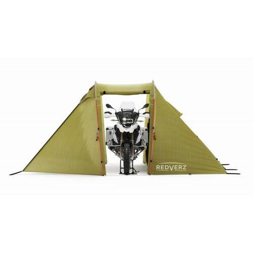 Redverz Zelt für Motorradreisende Redverz Solo Expedition Tent, grün