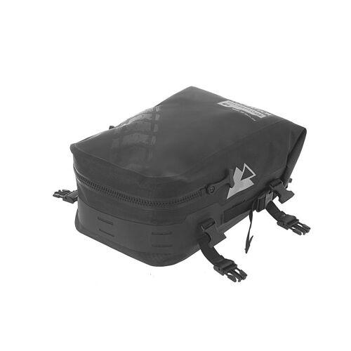 Ortlieb Tankrucksack MOTO mit Magnet- und Gurtbefestigung, schwarz, by Touratech Waterproof