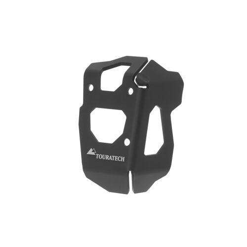 Touratech Schutz Drosselklappenpoti V2.0 alu schwarz für BMW R1200GS bis 2012, R1200GS-ADV und R1200R bis 2013