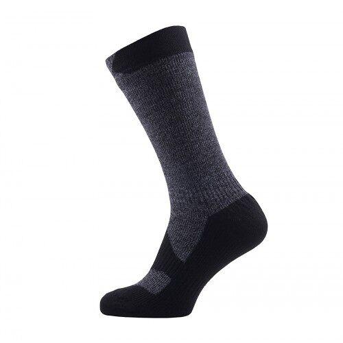 AGM Seal Skinz wasserdichte, atmungsaktive Socken - dünn