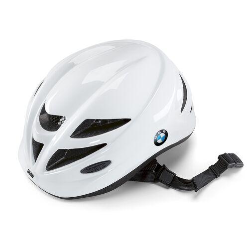 BMW Fahrradhelm Kids Bike Weiß