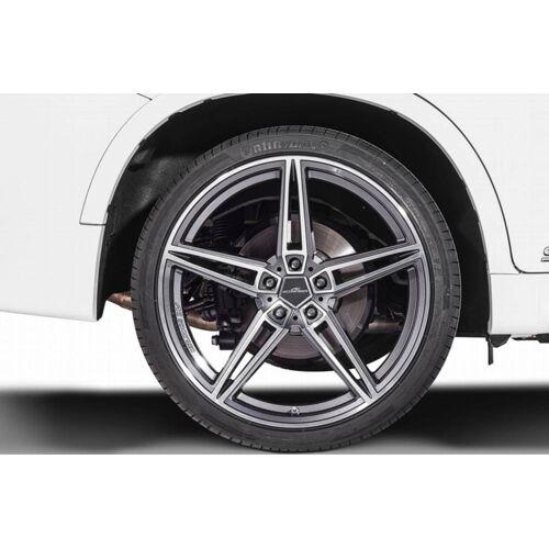 """AC Schnitzer 22"""" Radsatz """"BiColor"""" Mischbereifung für BMW X6-F16"""