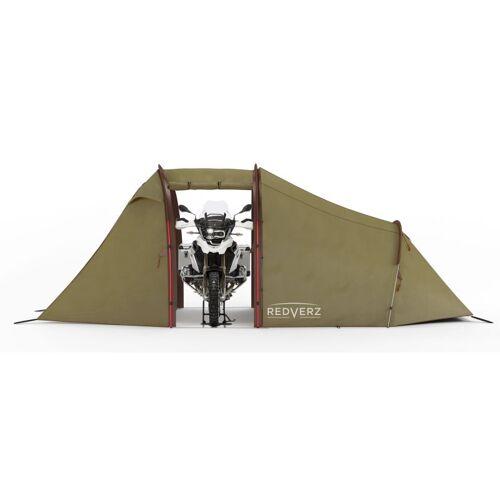 Redverz Zelt für Motorradreisende Redverz Atacama Expedition Tent, grün