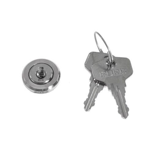 Touratech Einbauschloss mit Steckschlüssel für RapidTrap