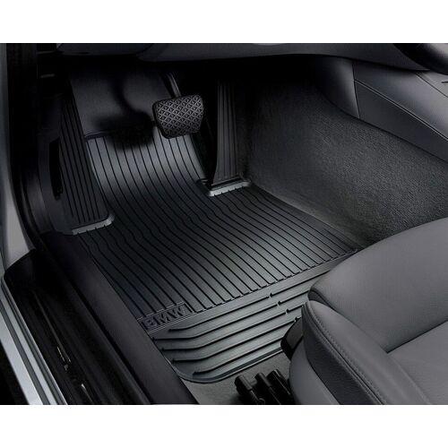 BMW PKW BMW Satz Fußmatten Gummimatten vorne, passend für 5er F10 LCI / F11 LCI