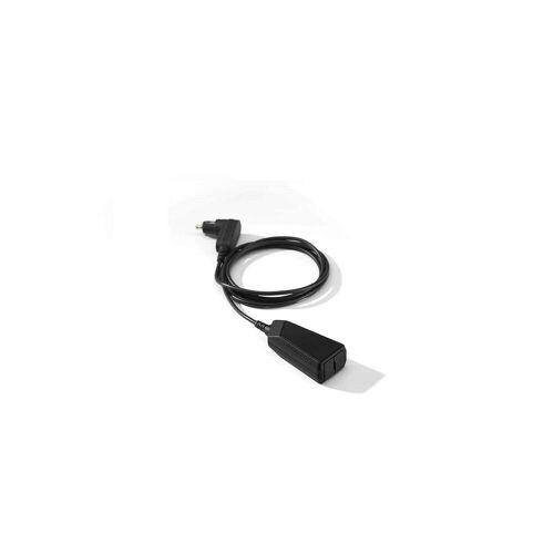 BMW Motorrad BMW Dual-USB-Ladegerät mit Kabel für 12-V-Steckdose, 60 cm