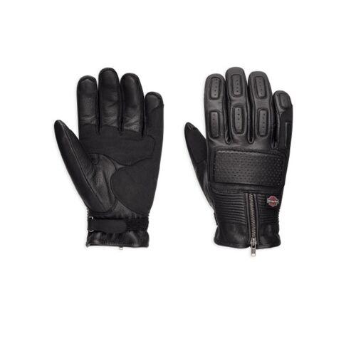 harley davidson Harley-Davidson Miler Leder Handschuhe 98357-17EM
