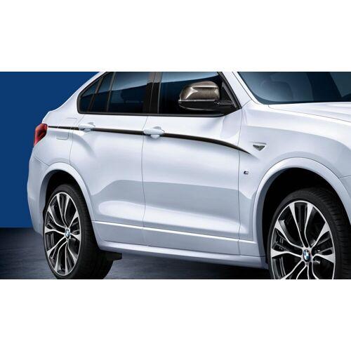 BMW PKW X4 BMW M Performance Akzentstreifen
