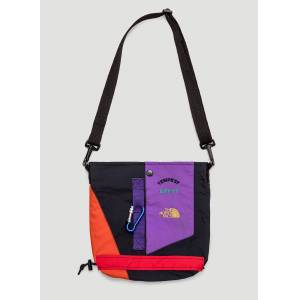 Greater Goods Upcycled Crossbody Bag in Purple grösse One Size