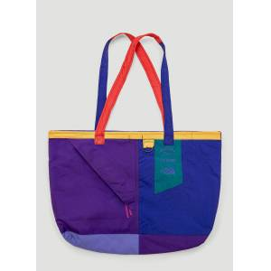 Greater Goods Upcycled Tote Bag in Purple grösse One Size