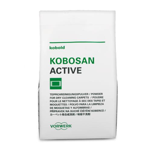 Vorwerk Kobold Kobosan Active Reinigungspulver 2,5 kg (5 x 500 g)