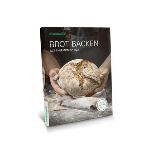 """Vorwerk Thermomix®® Vorwerk Thermomix® Kochbuch """"Brot Backen"""""""