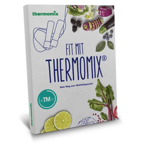 """Vorwerk Thermomix®® Vorwerk Thermomix® Kochbuch """"Fit Mit Thermomix®"""""""