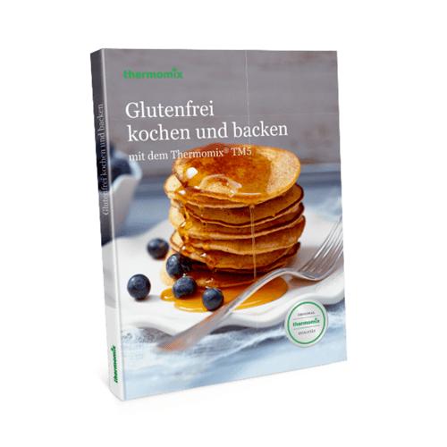 """Vorwerk Thermomix® Kochbuch """"Glutenfrei kochen und backen"""