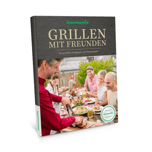 """Vorwerk Thermomix®® Vorwerk Thermomix® Kochbuch """"Grillen mit Freunden"""