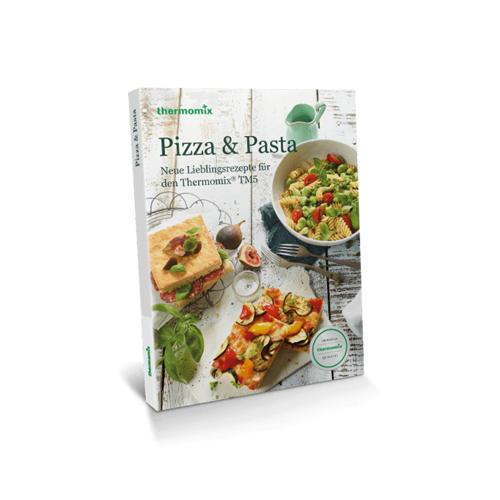 """Vorwerk Thermomix®® Vorwerk Thermomix® Kochbuch """"Pizza & Pasta"""