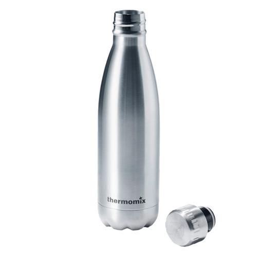 Vorwerk Thermomix®® Vorwerk Thermomix® FLSK Trinkflasche Silver