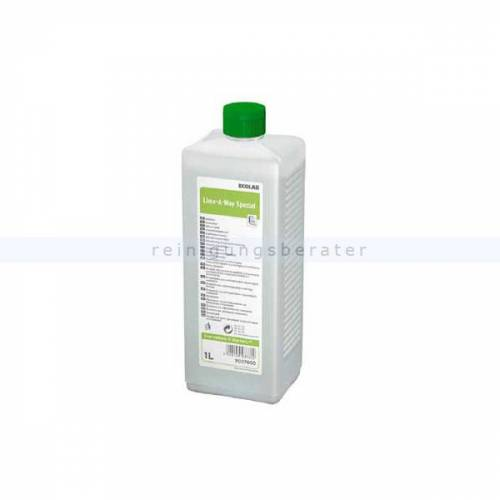 Ecolab Lime-A-Way special 1 L Entkalker Entkalker für Wasser- und Kochkessel