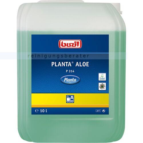 Buzil Spülmittel P314 Planta Aloe 10 L Geschirrspülmittel