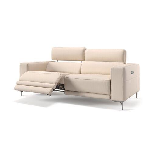 sofanella Leder 3-Sitzer VIGO funktional & bequem Ledersofa
