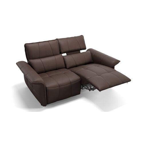 sofanella Ledercouch ADRIA Leder Couch mit Funktion