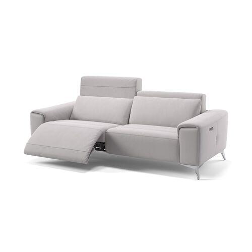 sofanella Stoff Designer Sofa BELLA Relaxsofa Sofagarnitur Couchgarnitur