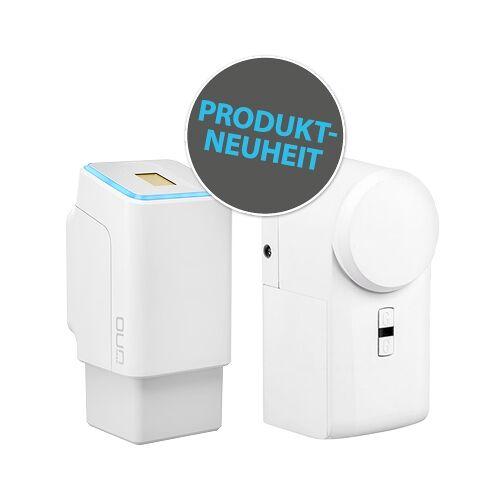 ekey Fingerprint mit Akku und Funk inkl. eqiva BLUETOOTH® Smart Türschlossantrieb