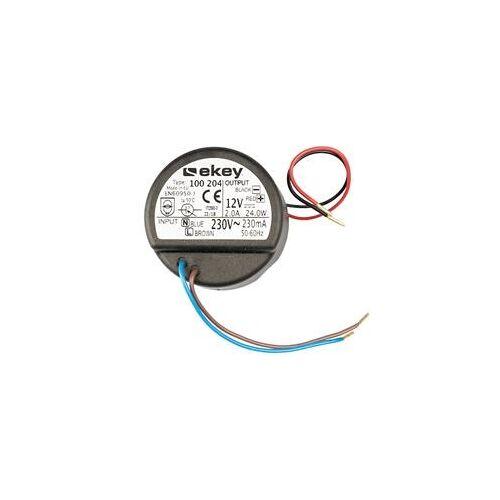 ekey Unterputzdosennetzteil NT UP 230 VAC/12 VDC/2 A