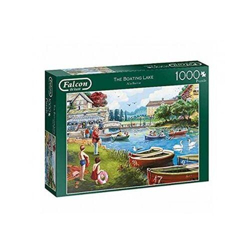 Falcon The Boating Lake 1000 Teile Puzzle Jumbo-11252