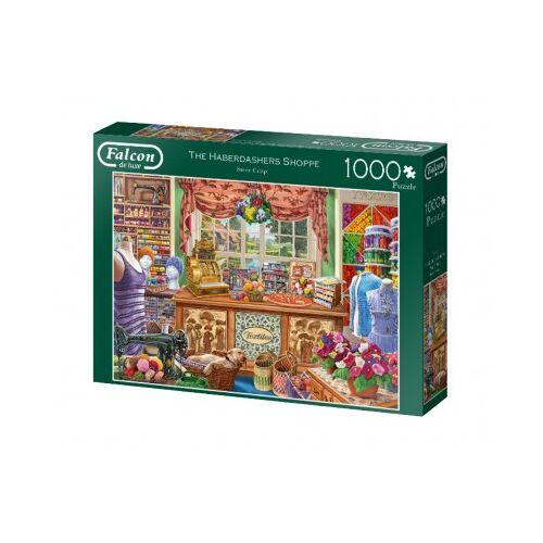 Falcon The Haberdashers Shoppe 1000 Teile Puzzle Jumbo-11256