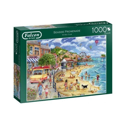 Falcon Seaside Promenade 1000 Teile Puzzle Jumbo-11264
