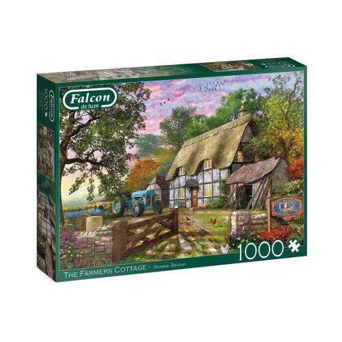 Falcon The Farmers Cottage 1000 Teile Puzzle Jumbo-11278
