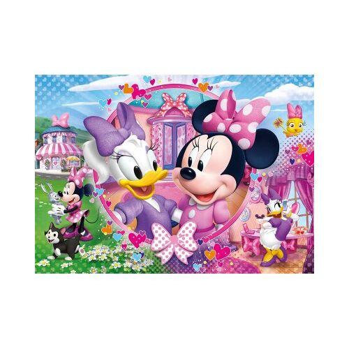 Clementoni Brilliant Puzzle - Minnie 104 Teile Puzzle Clementoni-20145