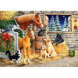 Castorland Gathering Friends 120 Teile Puzzle Castorland-13340