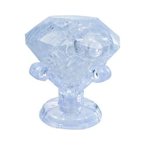 HCM Kinzel 3D-Puzzle aus Plexiglas - Diamant 43 Teile Puzzle HCM-Kinzel-59145