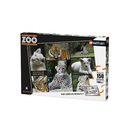 Nathan Zoo 150 Teile Puzzle Nathan-86838