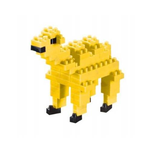 Brixies 3D Nano Puzzle - Kamel 88 Teile Puzzle Brixies-57924