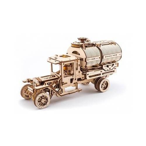 Ugears 3D Holzpuzzle - Tanker 594 Teile Puzzle Ugears-12030