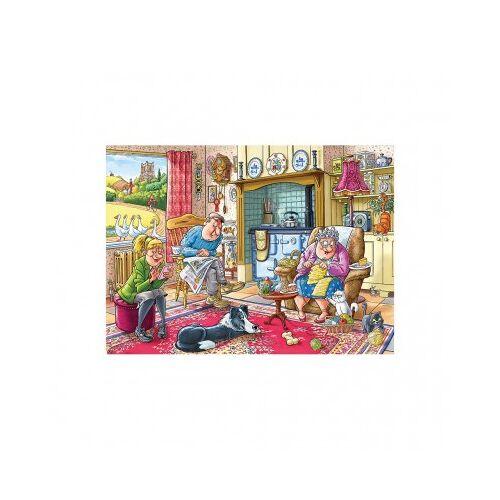 Jumbo Puzzle Wasgij Mystery 17 1000 Teile Puzzle Jumbo-19175