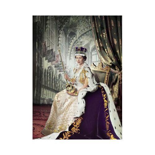 Eurographics Queen Elizabeth II 1000 Teile Puzzle Eurographics-6000-0919