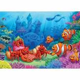 Cobble Hill / Outset Media Clownfish Gathering 35 Teile Puzzle Cobble-Hill-58882