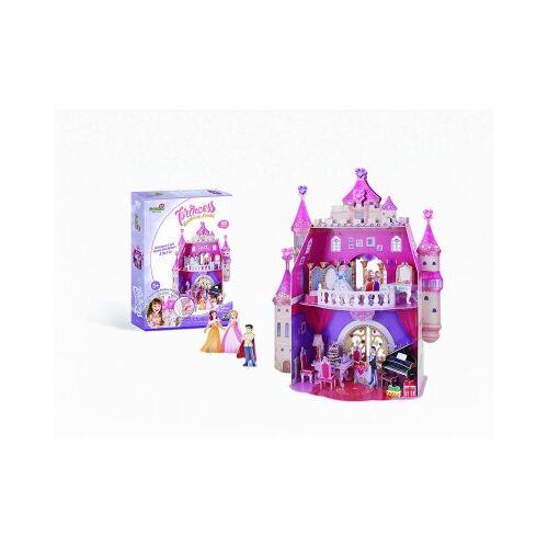 Cubic Fun 3D Puzzle - Princess Birthday Party 95 Teile Puzzle Cubic-Fun-E1622H
