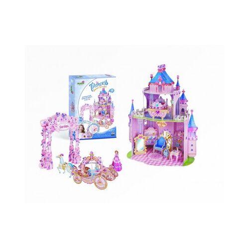 Cubic Fun 3D Puzzle - Princess Secret Garden 92 Teile Puzzle Cubic-Fun-E1623H