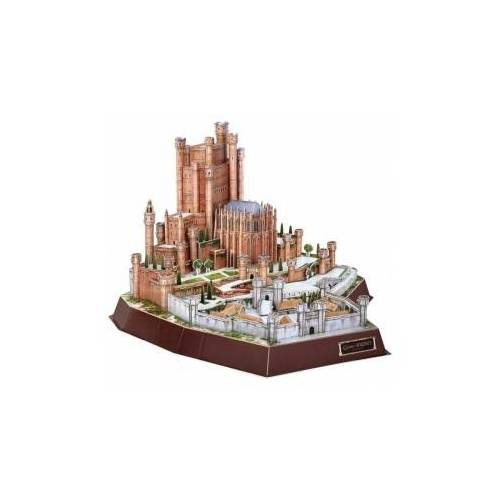 Cubic Fun 3D Puzzle - Game of Thrones - Red Keep 314 Teile Puzzle Cubic-Fun-DS0989