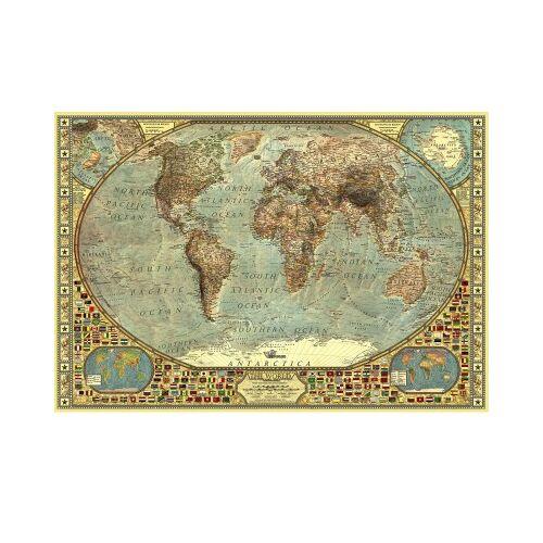 Perre / Anatolian World Map 2000 Teile Puzzle Perre-Anatolian-3935