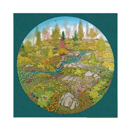Pomegranate Bill Martin: Garden of Life 1000 Teile Puzzle Pomegranate-AA810